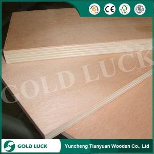 Grado/Okoume Bintangor muebles de madera contrachapada comercial