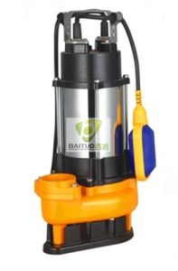 V450f 스테인리스 잠수할 수 있는 하수 오물 수도 펌프