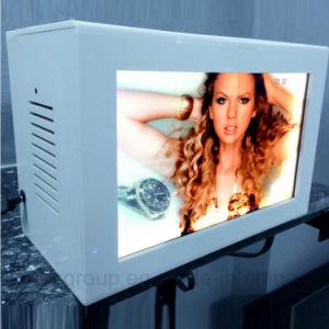 Lecteur vidéo Yashi 65 PO Box USB Affichage LCD transparent pour la publicité