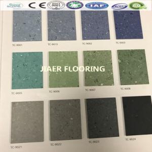 Rolo de PVC resistente ao calor Non-Slip pisos de vinil