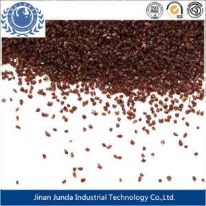 Het Gebruik van de Media van het Schuurmiddel van het Zand van de Granaat van de Kwaliteit van Hight 80#/van de Granaat/van de Granaat voor Waterjet Knipsel
