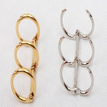 The Shoes를 위한 문구용품 Metal Ring Clips