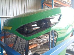 Coperture del coperchio/motore del motore delle coperture FRP/FRP del motore per il veicolo dell'assistente tecnico