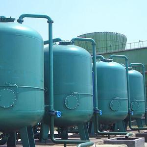 Suministro de la fábrica China dispositivo de tratamiento de purificación de metales pesados con alta Quanlity