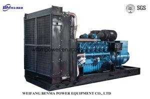2000 gruppi elettrogeni diesel di Kw/2500 KVA Weichai per i militari