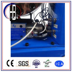 熱い販売! ! ! 高品質の油圧ホースひだが付く機械Finnpower様式