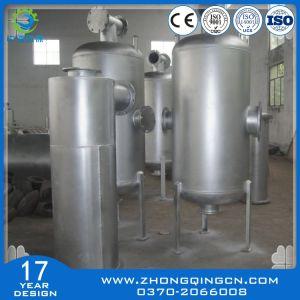 良質の重油の蒸留機械