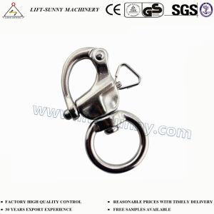 anello di trazione rotondo dello schiocco dell'anello della parte girevole dell'acciaio inossidabile 304 316