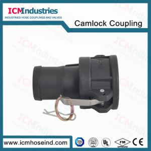 Iniezione che modella l'accoppiamento rapido del Camlock dei pp