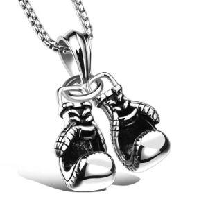 3D Diseño personalizado aceptar colgante de acero inoxidable accesorios de joyería