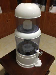 Home Office 14L panela de água mineral com Filtro cerâmico