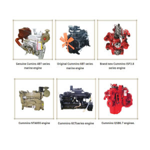 L'alternateur (Cummins 3979372) pour moteur Cummins Dcec 6C8.3