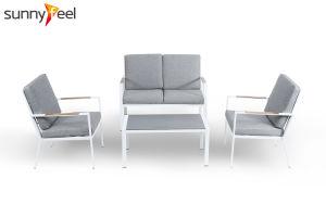 Moderne et confortable canapé-ensemble de mobilier de jardin