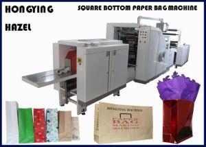 Praça Sos Saco de papel inferior do saco de cimento de máquina de fazer a máquina