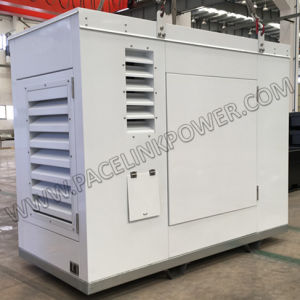 15kVA Ce/ISOのYanmarによって動力を与えられる防音のディーゼル発電機または生成セット