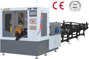 Serra circular CNC de alta velocidade para corte de metais