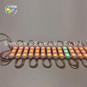 12V SMD 5050 3LEDs maakt Plastic LEIDENE van de Injectie Module waterdicht