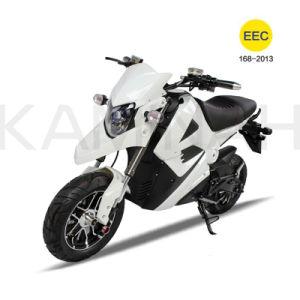 Cee motocicleta eléctrica de 72V 20Ah 2200W E Sport Moto M7