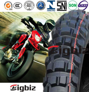 Motorrad-Gummireifen Förderung-natürlicher 18 Zoll-110/100-18