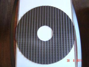 Comitato dello schermo/parte rotondi del filtro collegare del cuneo