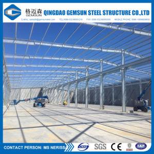 Estructura de acero Custom-Made la capacidad para la fábrica de taller