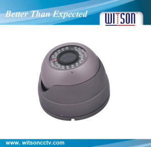 Caméra dôme Witson Vandalproof IR 700 lignes TV (W3-CV308)