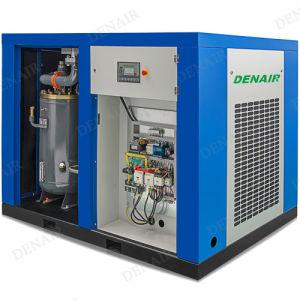 Proveedor profesional de industriales del compresor de aire de tornillo rotativo