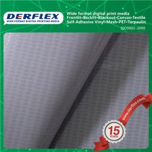 屋外広告材料PVC Frontlitおよびバックライトを当てられた屈曲の旗ロールスロイス