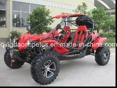 500cc 4WD Racing gaan Cart met Highquality Ce Approved