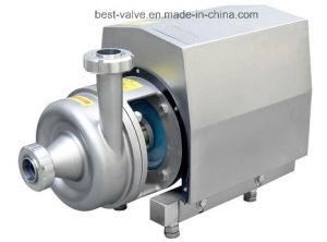 Gesundheitliche Wasser-Pumpen-Negativ-Druckpumpe