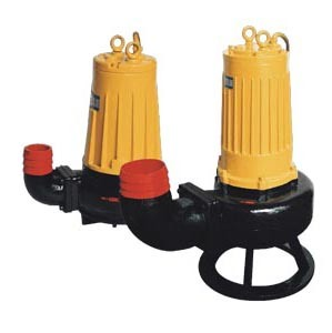 come Highquality Submersible Trash Pump con Cutter