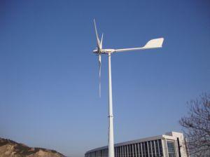 El freno automático de la turbina generadora de energía eólica