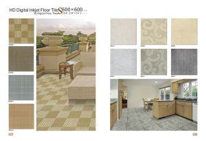 De ceramische Rustieke Tegels van de Vloer, de Antieke Tegel van het Porselein van het Tapijt
