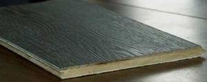 Conçu en chêne de style rustique Parquet