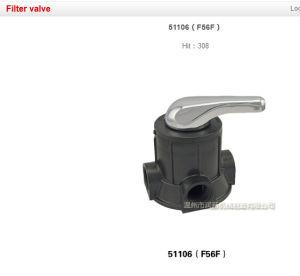 Ejecutar Xin Filtro Manual Válvula para RO Filtro de agua (F56F)