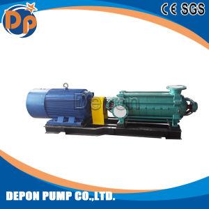 Pompa ad acqua a più stadi resistente dell'acciaio inossidabile della pompa ad acqua con il motore diesel