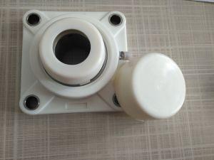 Serviço de OEM dos rolamentos do bloco de almofadas de Aço Inoxidável Sucf208