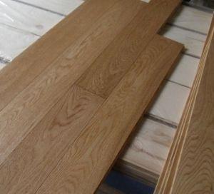Suelo de entarimado dirigido superior del piso de madera dura del roble del grado