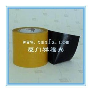 Nastro nero della pellicola di poliestere del materiale basso