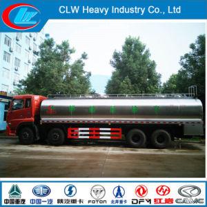 Dongfeng 20cbm 8X4 de Vrachtwagen van de Melk van de Melktank