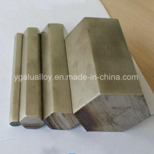 De Hexagonale Staaf van het roestvrij staal/de Hexagonale Staaf van het Roestvrij staal