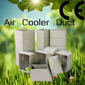 Las piezas del enfriador de aire- (conducto de plástico series)