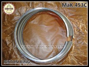 Mak 453c, 1.2617 de segment de piston