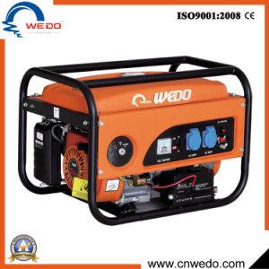 2kVA/2kw/2.5kw/2.8kw portátil de 4 tiempos gasolina/generadores de gasolina con Ce (168F-1)