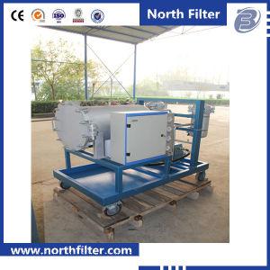 Verschmelzung Speration Öl-Reinigungsapparat-Öl-Entwässerungsmittel-System mit Hülle-Filter