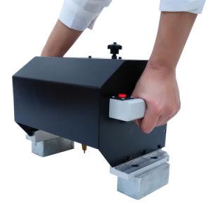 自由な出荷の管の接触のための手持ち型の点の金槌の先のマーキング機械