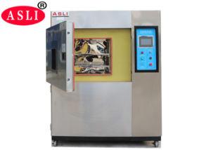 Alloggiamento massimo minimo della prova di urto termico di temperatura della macchina del tester di umidità
