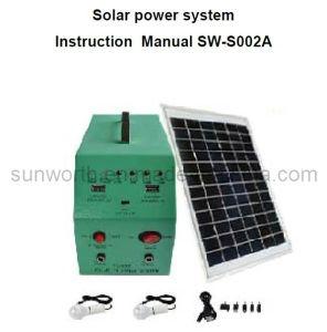 Sistema de Casa Solar de 15W ---nuevo (S002A)