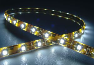 3528 Blanco TIRA DE LEDS Flexible, DC12V, 60LED/M, IP65