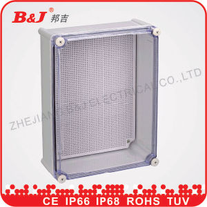 280x380x130mm Gabinete impermeável IP68/Caixa de plástico impermeável IP68/Caixa de Junção